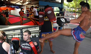Muay Thai training -- muay thai training camp Phuket