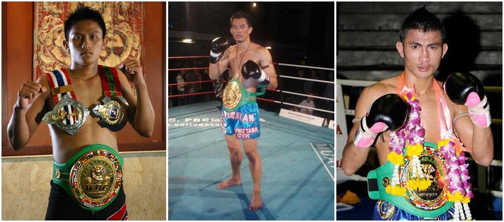 Muay Thai Champions -- Muay Thai Camp Phuket