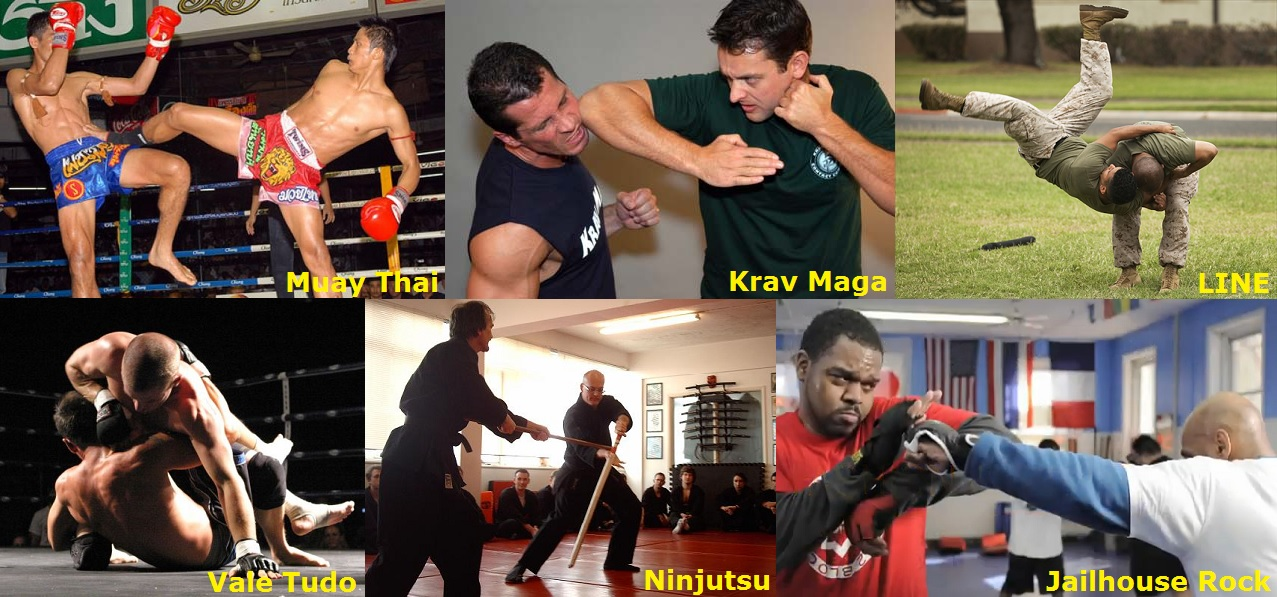 List Of Lethal Martial Arts Ever Created