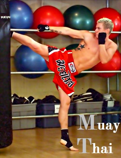 Muay Thai -- Muay Thai training camp Phuket