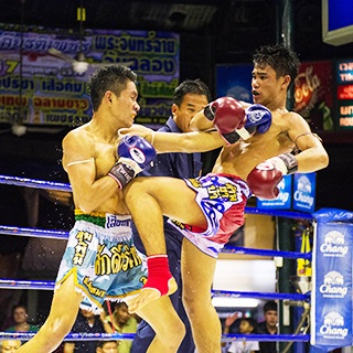 Chaisiri pushed all the way in Lumpini -- Muay Thai gym Phuket