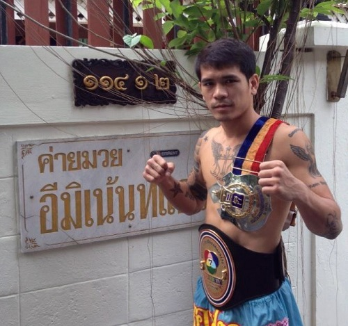 Jomhod Eminent Air -- Muay Thai gym Phuket