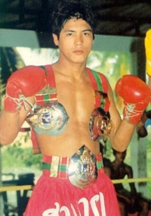Samart Payakaroon -- Muay Thai training camp